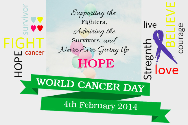 Never give up hope . Cancer Healer Center