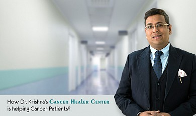 How Dr. Krishna's Cancer Healer Center is helping cancer patients?