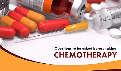 Questions to be asked before taking Chemotherapy