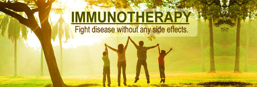 Immunotherapy in India