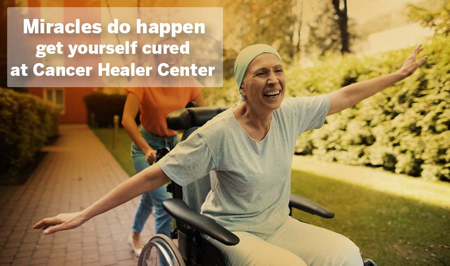Miracles Do Happen - Get Yourself Cured at Cancer Healer