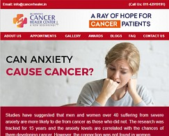 Can Anxiety Cause Cancer