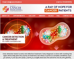 Cancer Detection and Treatment for a better and He