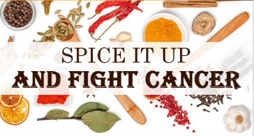 Spice it up and fight cancer